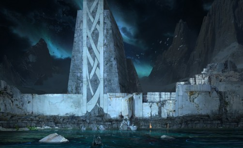 Possible God of War 4 concept art leaks 1