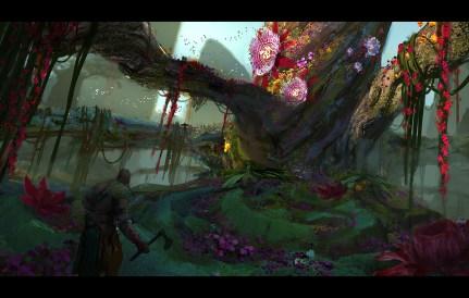 Possible God of War 4 concept art leaks 5