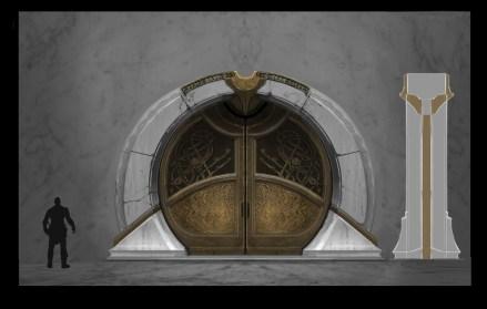 Possible God of War 4 concept art leaks 7
