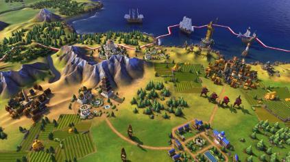 Civilization VI (CIV 6) Announced With Trailer 3