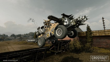 Targem's Crossout Rides Shiny and Chrome 6