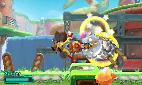 Kirby: Planet Robobot (3DS) Review 2
