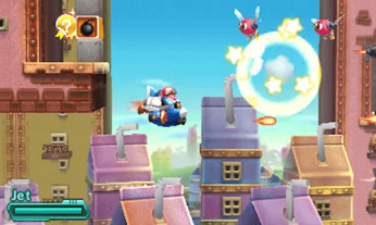 Kirby: Planet Robobot (3DS) Review 4