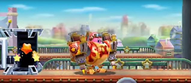 Kirby: Planet Robobot (3DS) Review 7