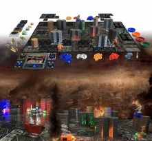From Software Announces Kickstarter for New Board Game, Armored Core RTS 1