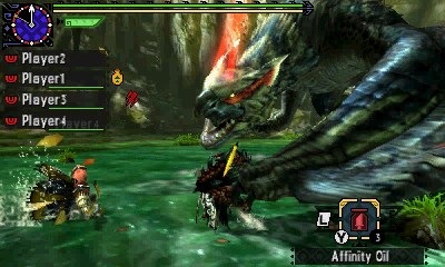 Monster Hunter Generations (3DS) Review 3