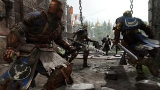 For Honor Preview: Knights Vs Vikings Vs Samurai 1