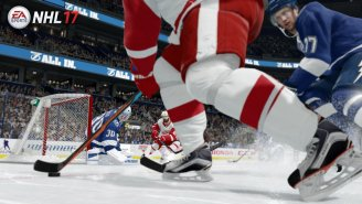 NHL 17 (Xbox One) Review 2