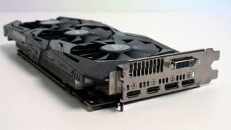 NVIDIA GeForce GTX 1080 STRIX (Hardware) Review 2