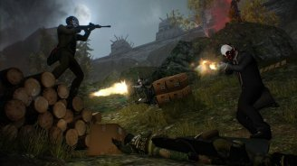 Payday 2: Crimewave Edition (PS4) Review