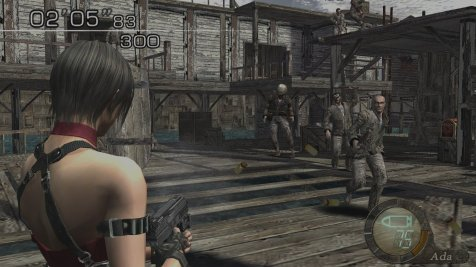 Resident Evil 4 (PS4) Review 5