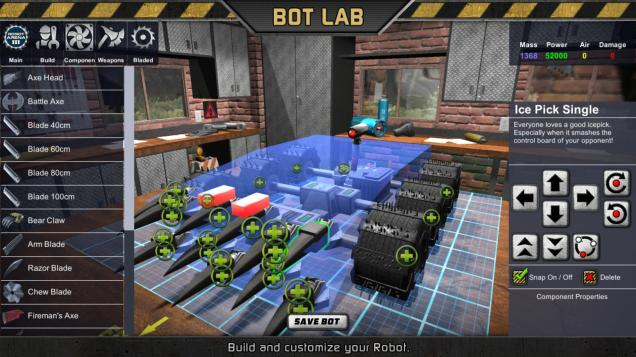 Robot Arena III (PC) Review 5