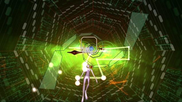 Rez Infinite (PS4) Review 4