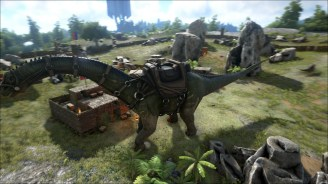 Ark: Survival Evolved Preview 4