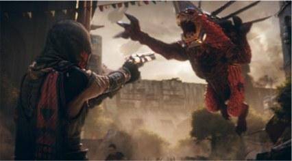 Destiny 2 Official Reveal Trailer Unveiled 3