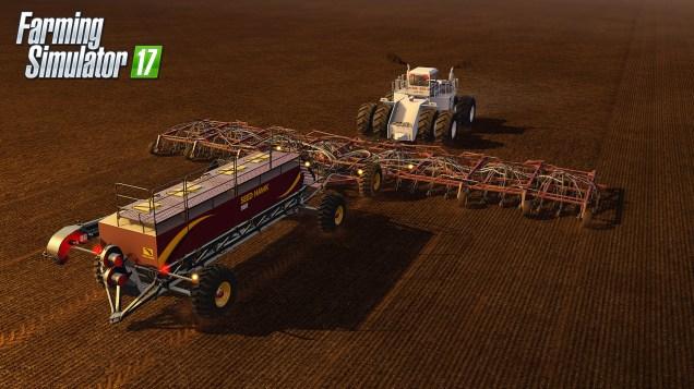 Farming Simulator 17 Recieving Big Bud DLC 5