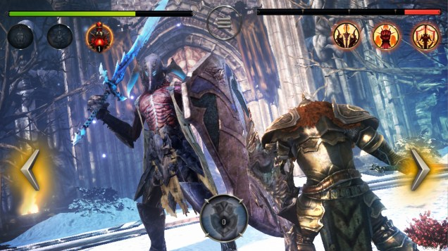 Lords of the Fallen Mobile Review - A Poor Transition 3
