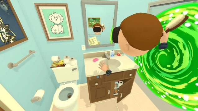 Rick and Morty VR Game Gets Release Date 2