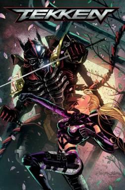 Tekken Issue #1 Receives an Extended Art Preview 4