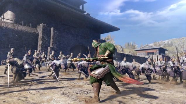 Koei Techmo America Announces Upcoming Release of Dynasty Warriors 9 8