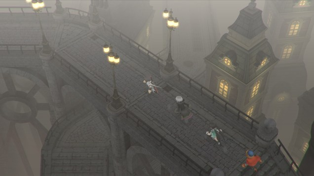 Tokyo RPG Factory and Sqaure Enix Announce Lost Sphear 6