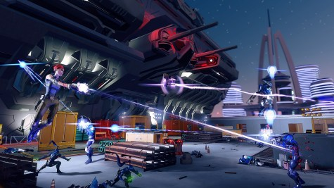 Agents of Mayhem E3 2017 Preview- The Real Crackdown Successor 1