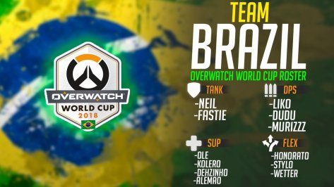 Overwatch League News Rundown (July 9th): World Cup Lineups Revealed 12