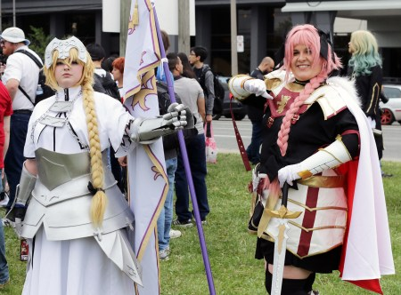 The Cosplay of Anime North 2018 13