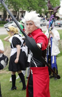 The Cosplay of Anime North 2018 14