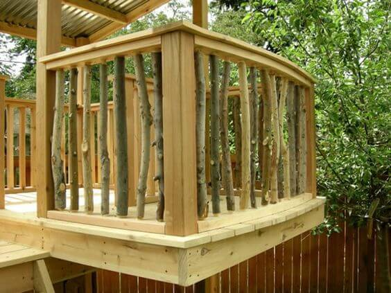Unique building deck railing ideas design options and how to install one