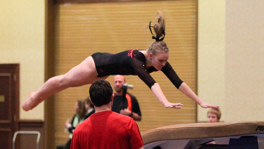 Front Handspring Vault - Level 4, 5, 6, and 7 - scoring and deductions