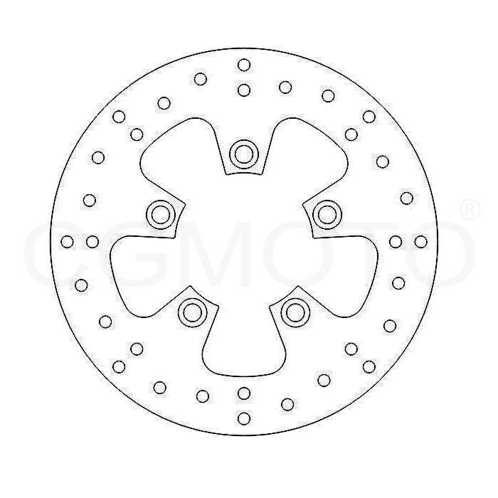 Brake disc Piaggio, Kit Brake : motorcycle parts & spares