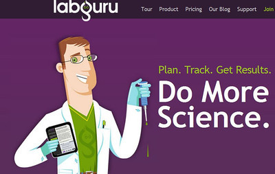 Labguru - changing the way science is conducted