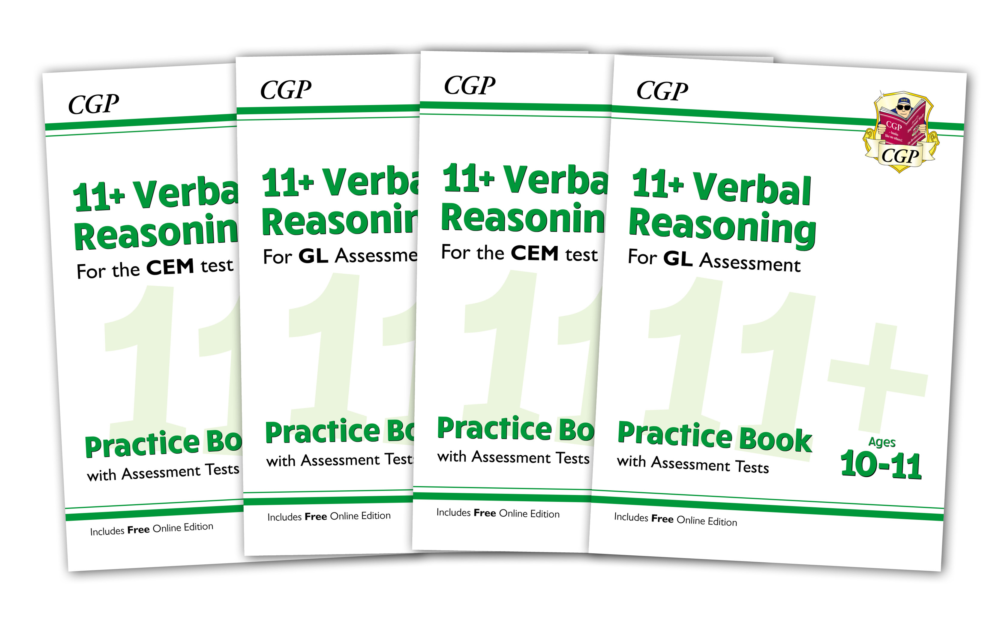 hight resolution of Free 11+ Multiple Choice Answer Sheets   CGP Books