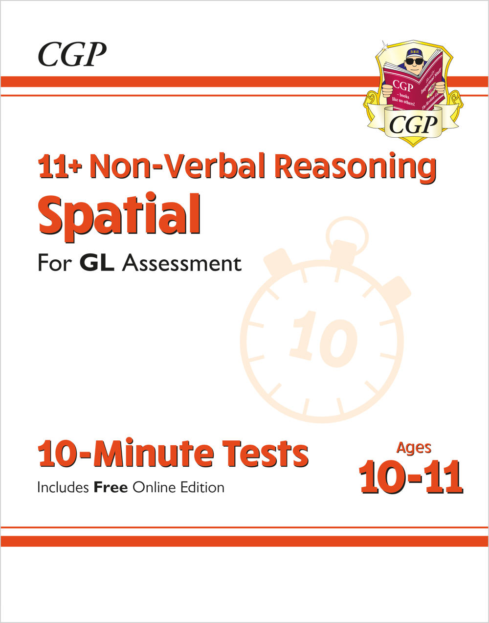 New 11 Gl 10 Minute Tests Non Verbal Reasoning Spatial