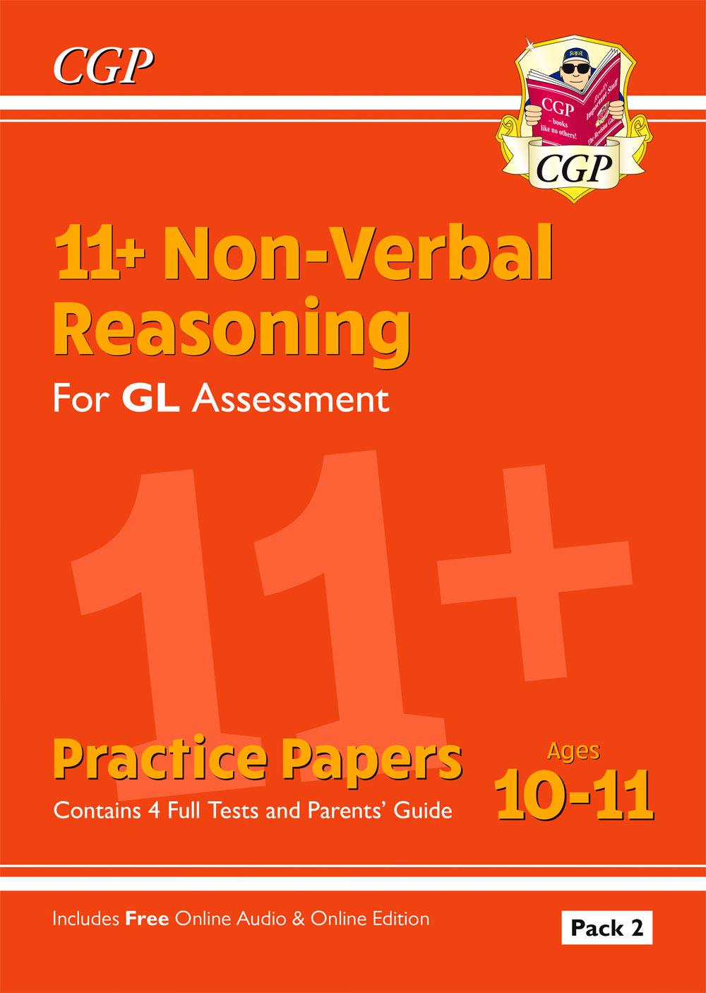 New 11 Gl Non Verbal Reasoning Practice Book Amp Assessment