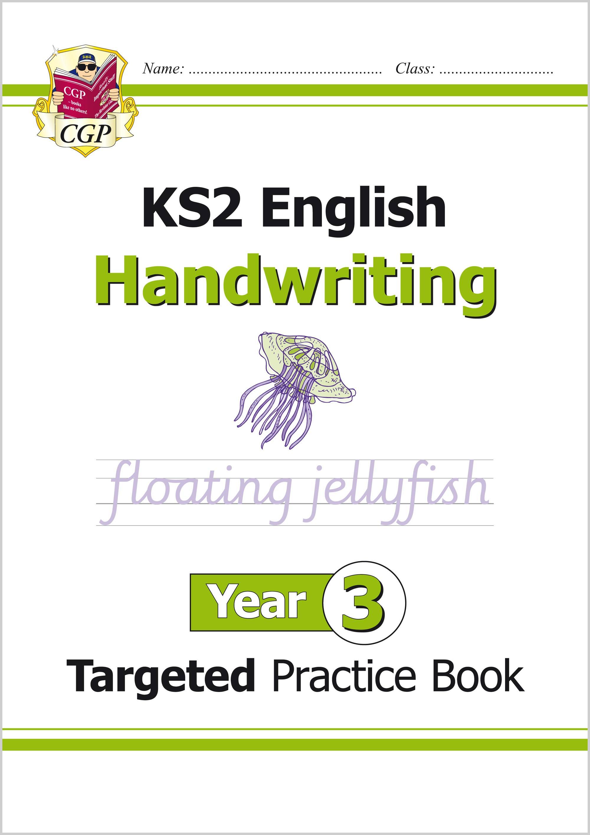 Ks1 English Targeted Practice Book Handwriting