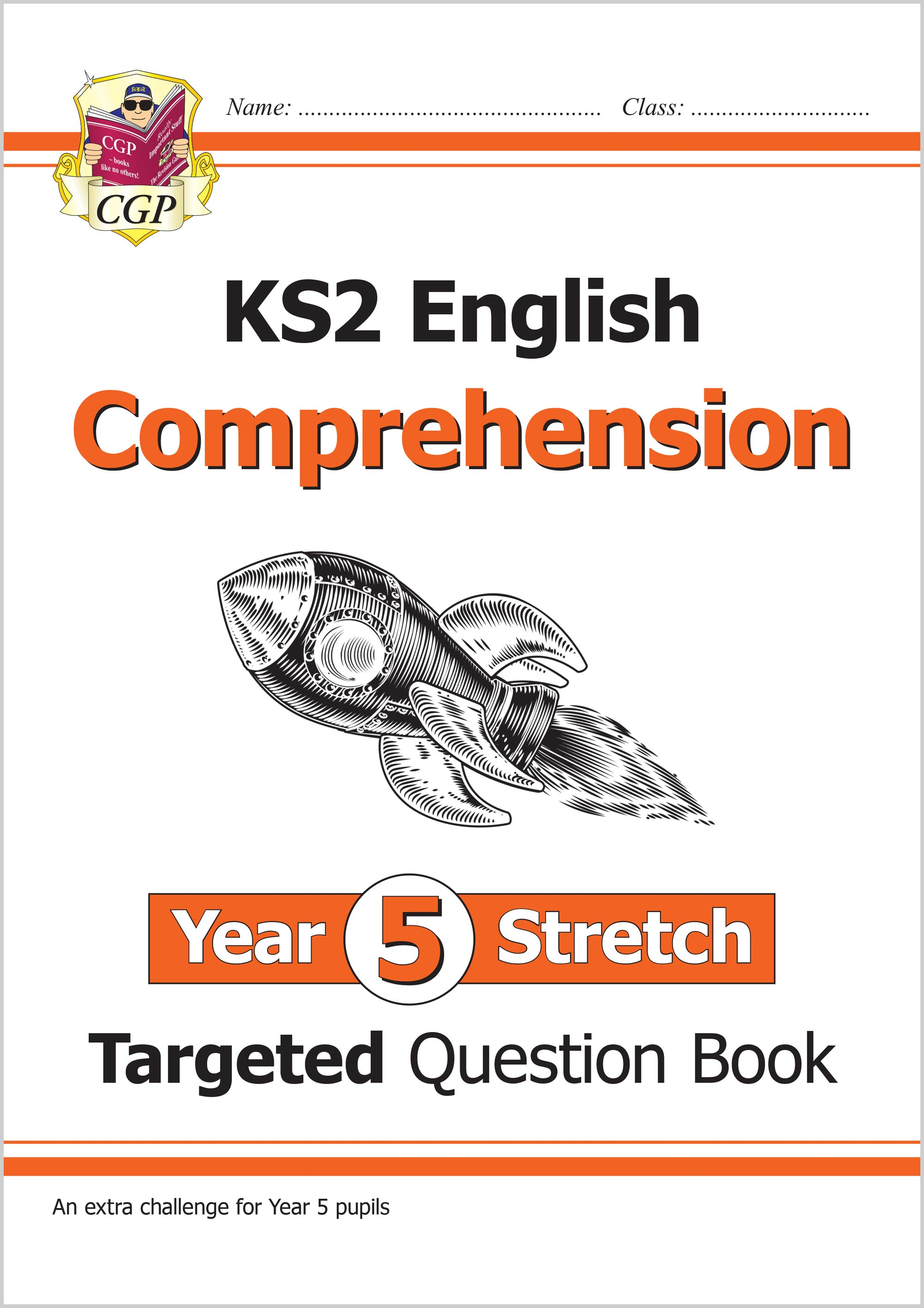 Ks2 English Targeted Question Book Year 5 Comprehension