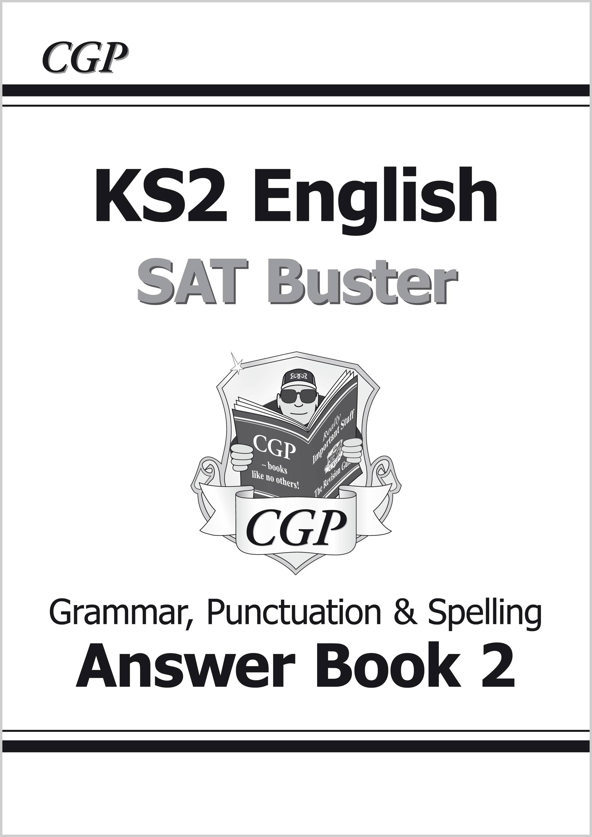 Ks2 English Answers For Targeted Question Books Grammar