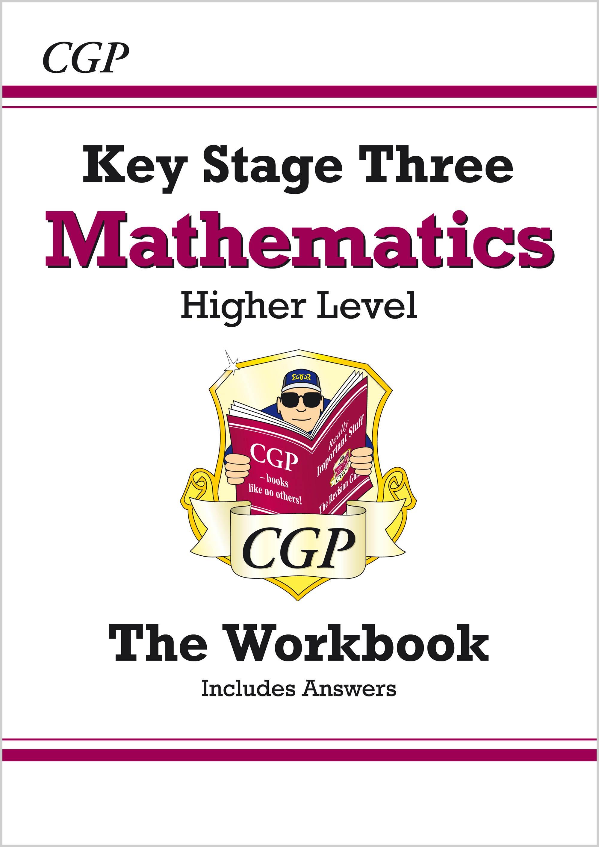 Gcse Maths Aqa Exam Practice Workbook Foundation