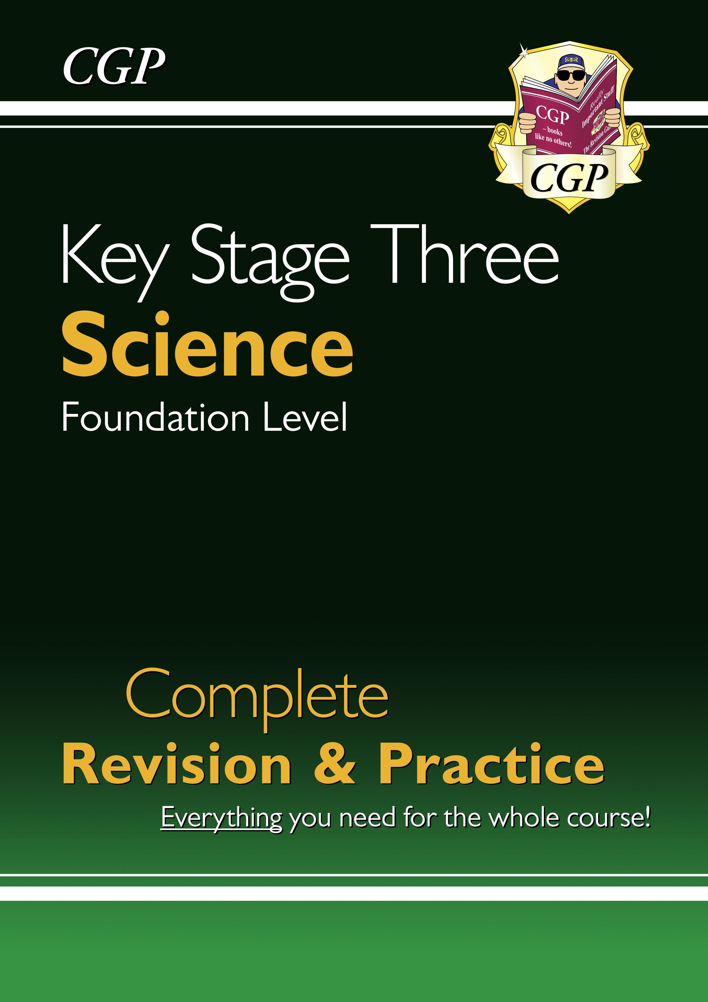 New Ks3 Science Complete Study Amp Practice