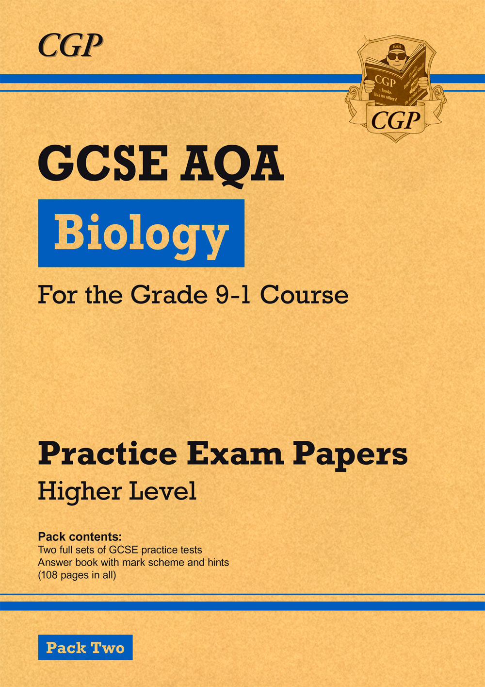 Grade 9 1 Gcse Biology Aqa Revision Guide With Online