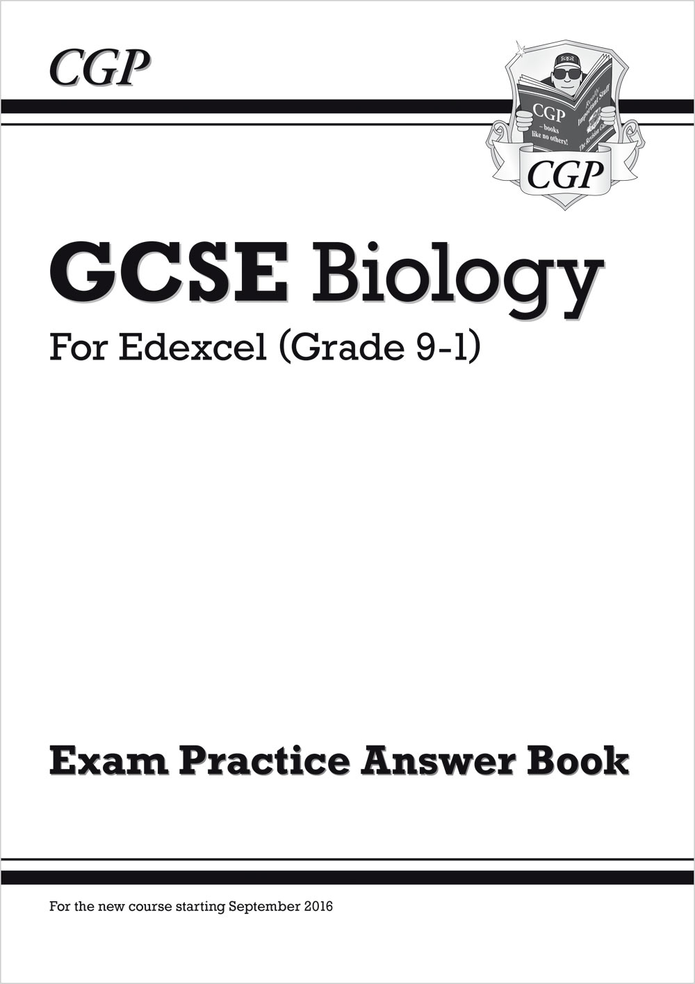 New Grade 9-1 GCSE Biology for Edexcel: Student Book with