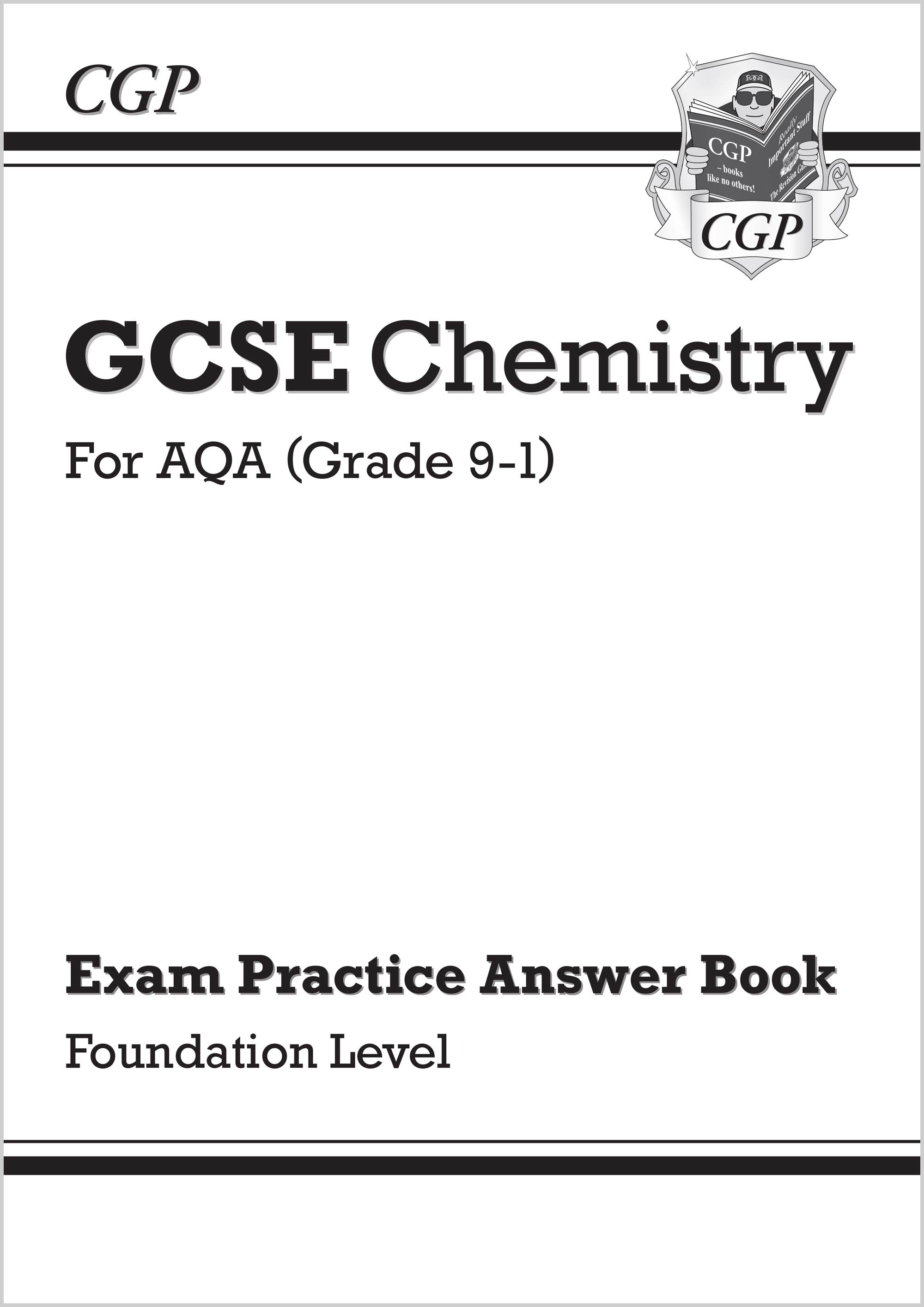 New GCSE Chemistry: AQA Answers (for Exam Practice