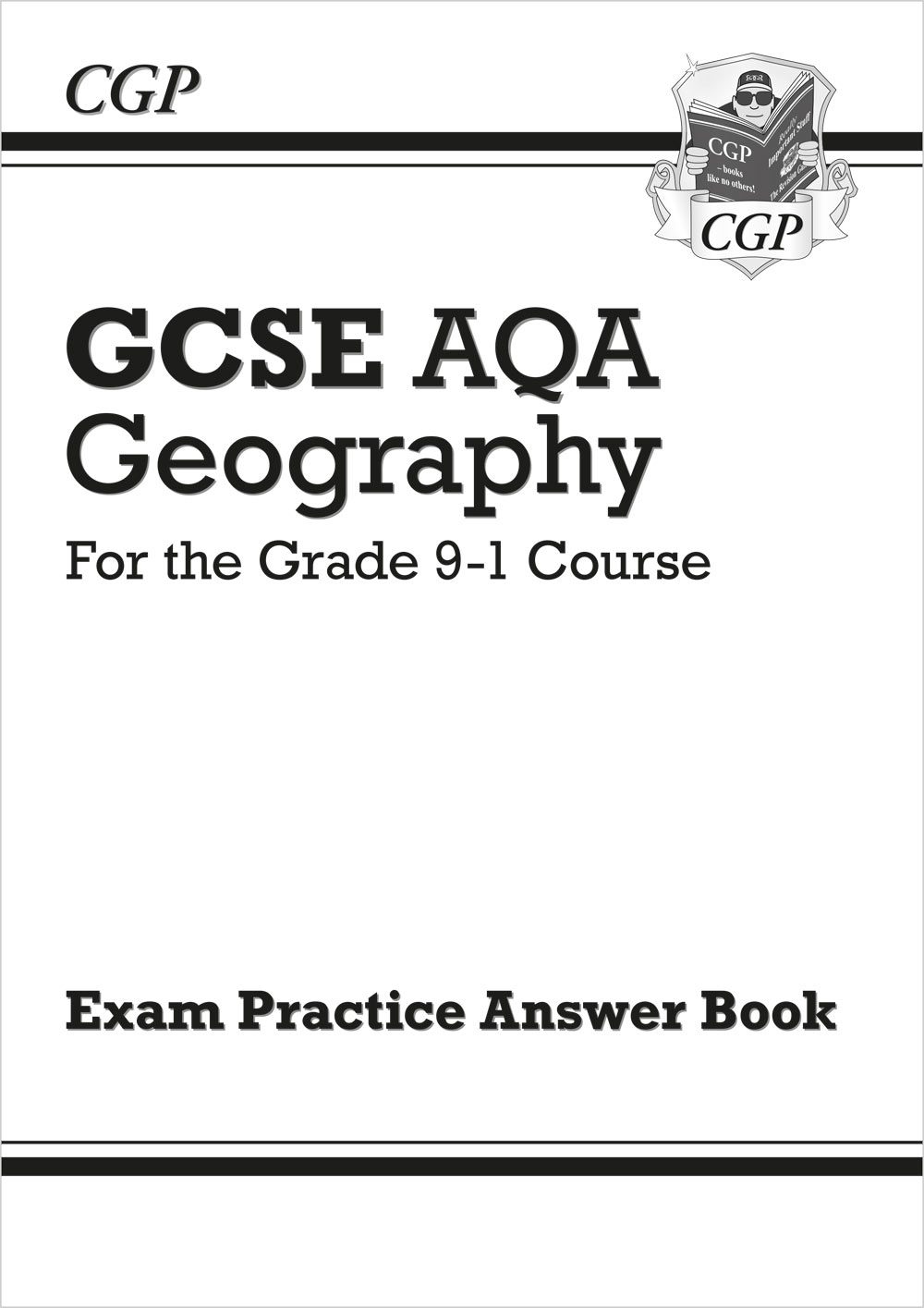 GCSE 9-1 Geography AQA Revision Guide (with Online Ed