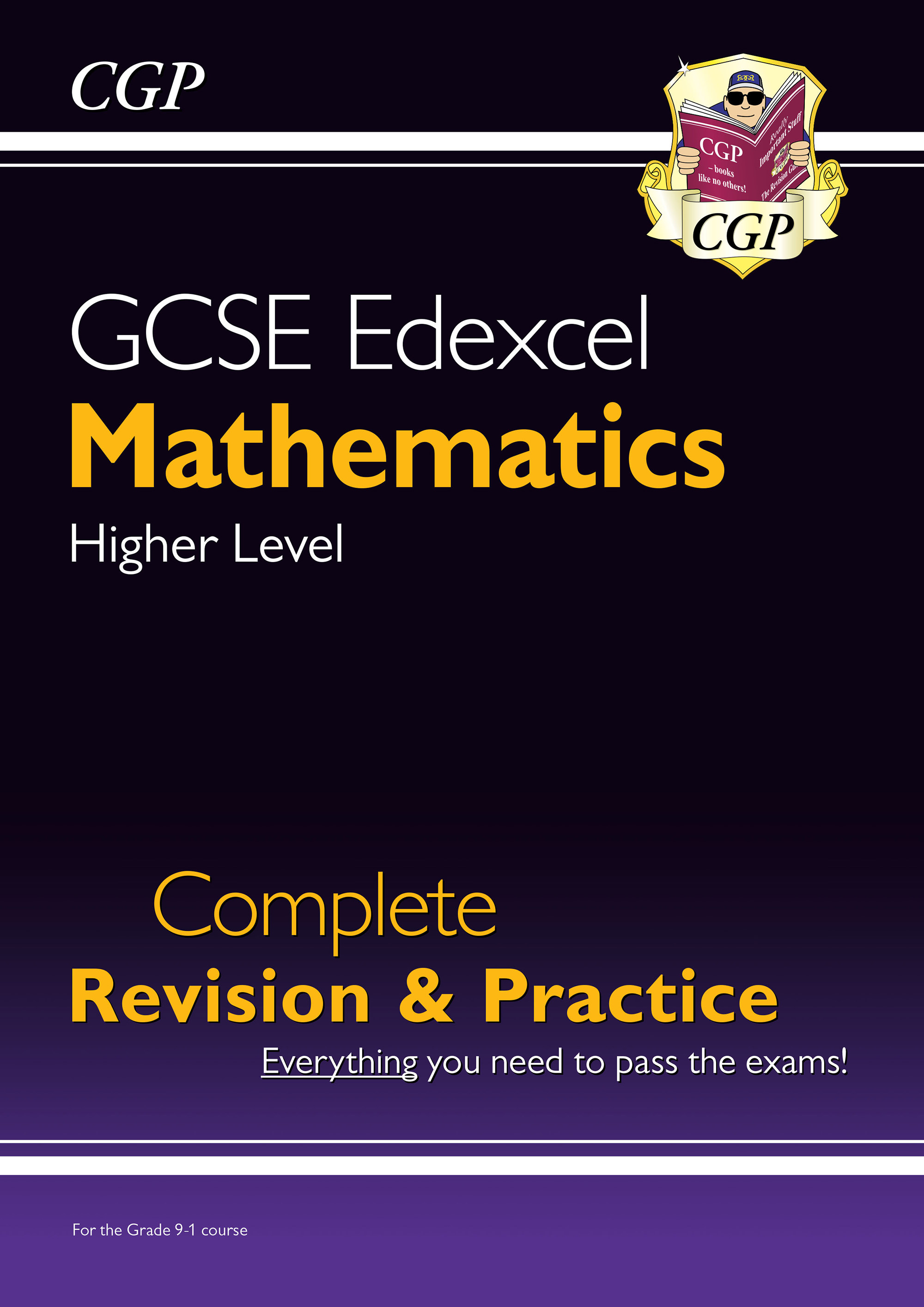 Gcse Maths Edexcel Complete Revision Amp Practice Higher