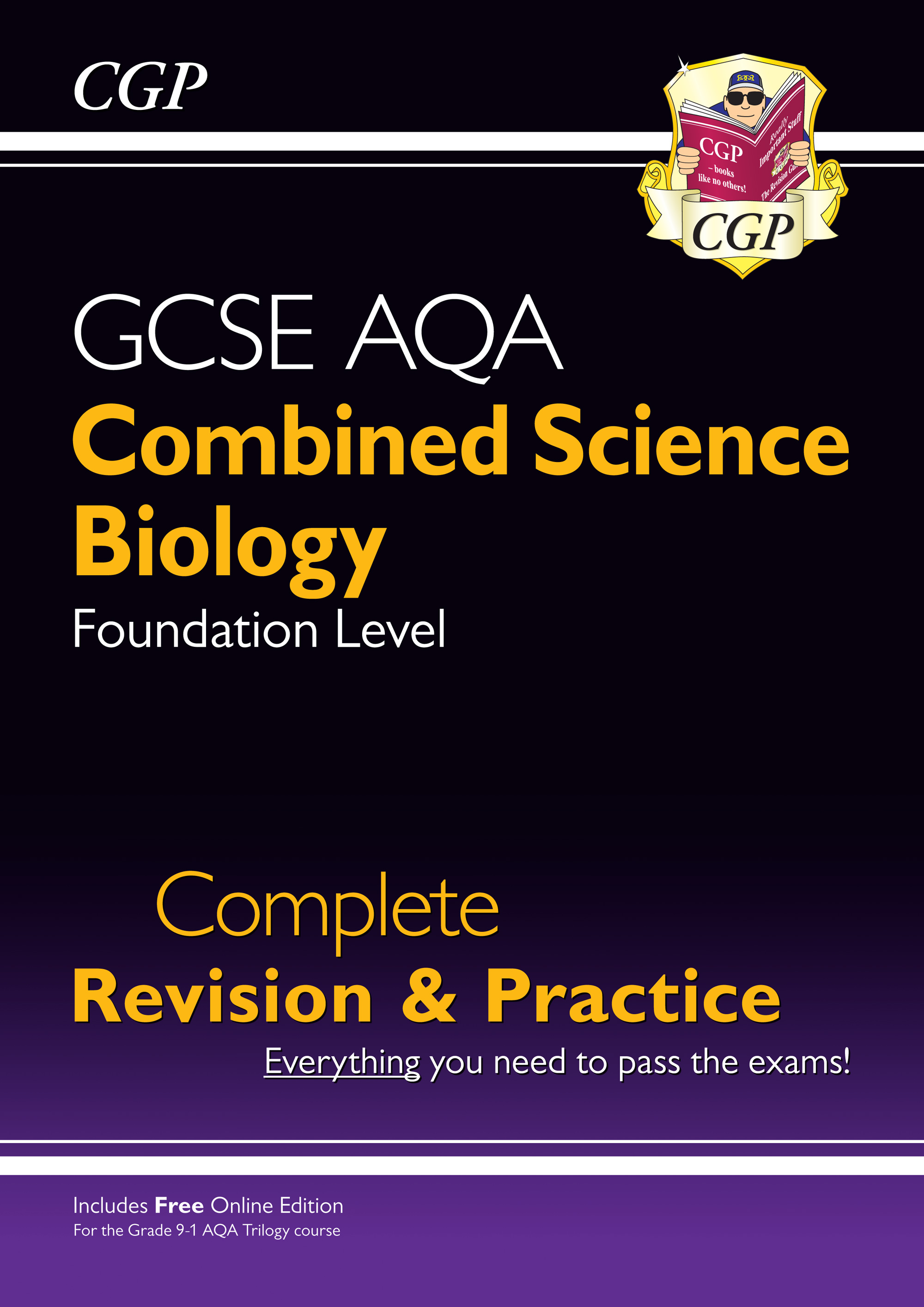 New Grade 9 1 Gcse Combined Science Aqa 10 Minute Tests
