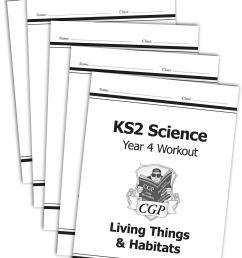 KS2 Science Year 6 Workout Bundle   CGP Books [ 2829 x 2000 Pixel ]