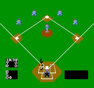 Developer: Nintendo Publisher: Nintendo Genre: Sports/Baseball Released: 10/1985 Rating: 1.5