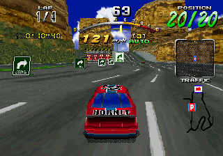 Developer: Sega-AM3 Publisher: Sega Genre: Arcade Racing Released: November 21, 1996 Rating: 4.0